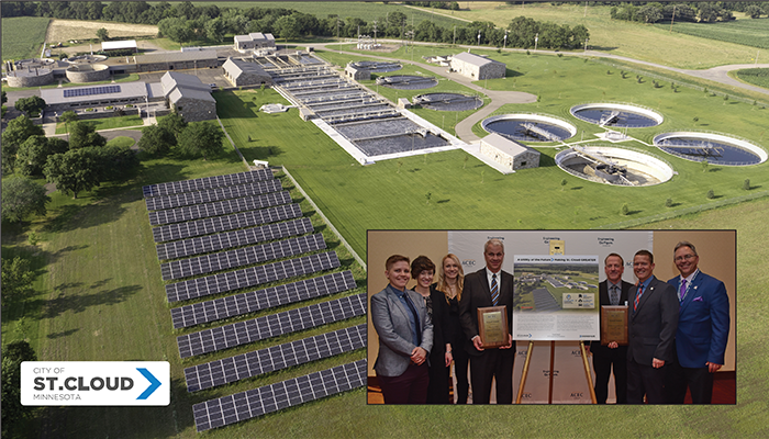 St. Cloud and Donohue Receive ACEC MN Engineering Excellence Grand Award Header Image