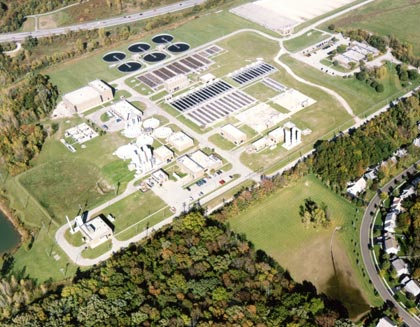 North Shore Water Reclamation District, Gurnee, Illinois Thumbnail